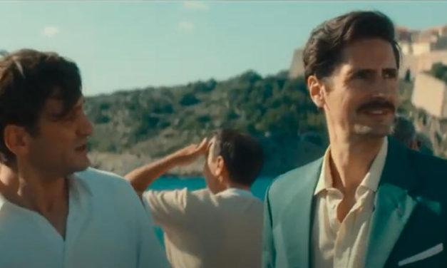 Fotograma de la película 'Los europeos'.