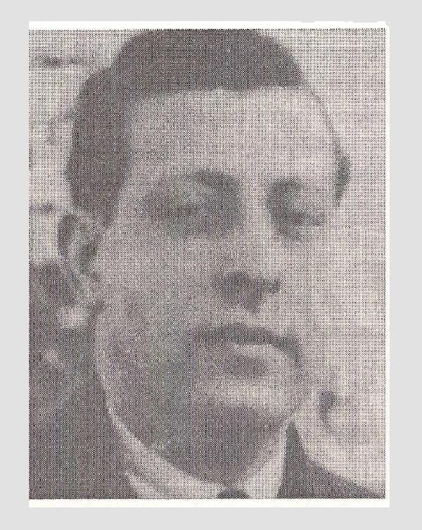 Primer plano del alcalde Luis Fajardo Fernández.