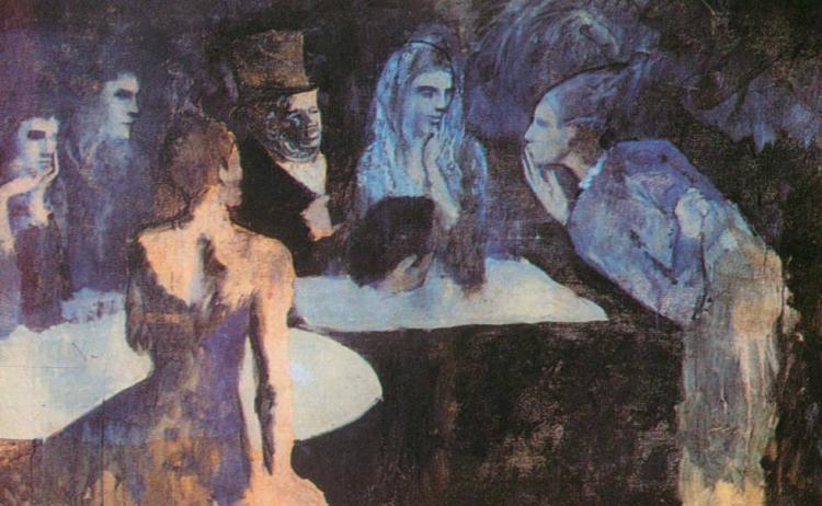 'Les noces de Pierrette', de Pablo Picasso.