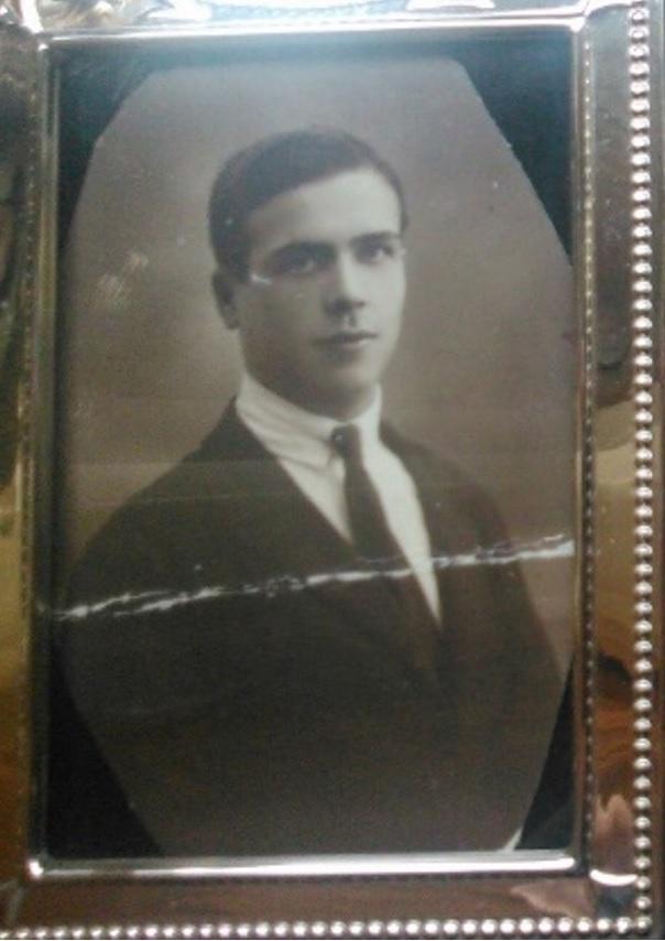 Eugenio Ruiz Rueda.