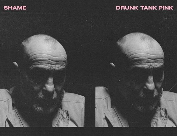 Portada de 'Drunk Tank Pink', de Shame