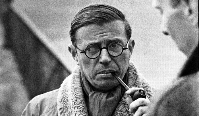 Jean- Paul Sartre.