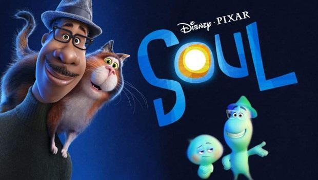 Cartel de 'Soul'.