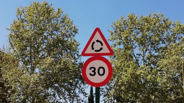 En marzo, el anterior gobierno local limitó a 30 kilómetros hora la velocidad del tráfico en toda la capital por el último episodio de contaminación.