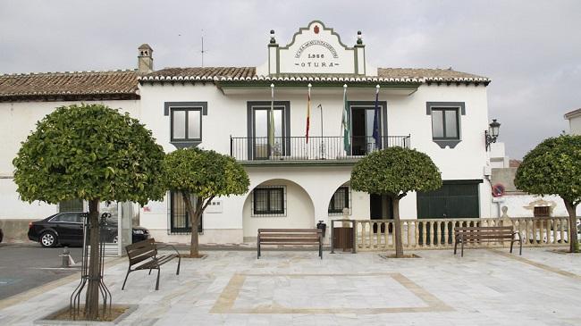 Ayuntamiento de Otura.
