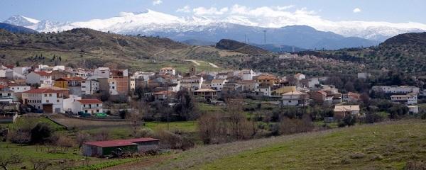 Beas de Granada.