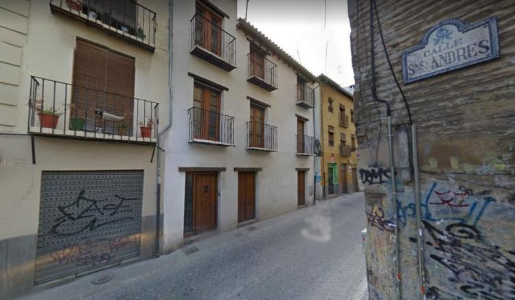 Los hechos ocurrieron en una vivienda de la calle San Andrés.