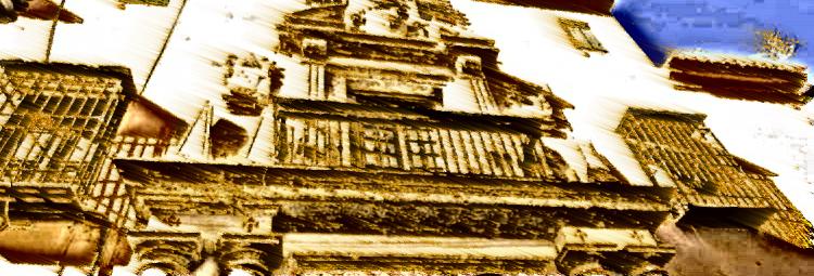 La Casa Ágreda, objeto de una polémica cesión investigada judicialmente.