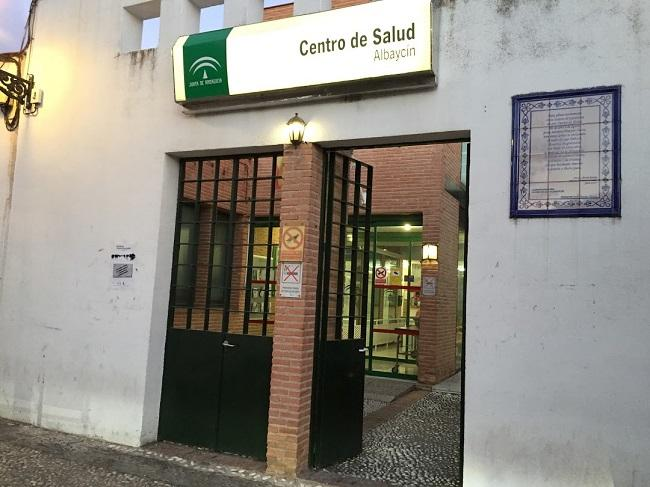 Centro de Salud del Albayzín.