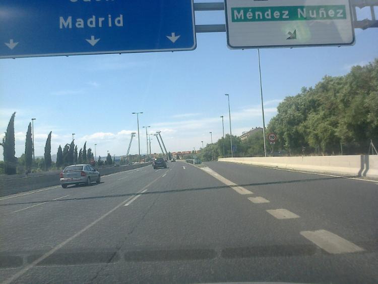 Circunvalación de Granada.