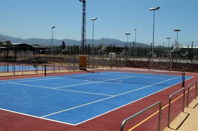 Ciudad Deportiva de Armilla.