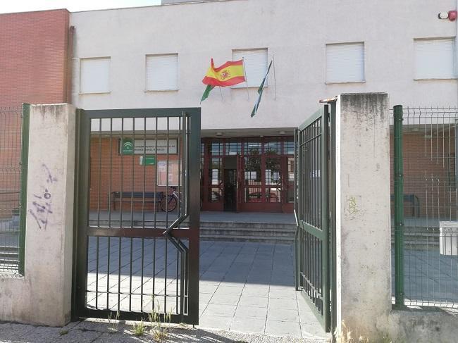 Conservatorio Ángel Barrios, abierto para la escolarización.