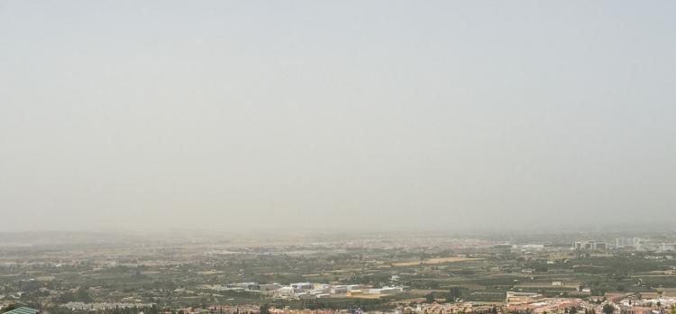 El año pasado Granada registró 144 días con mala calidad de aire.