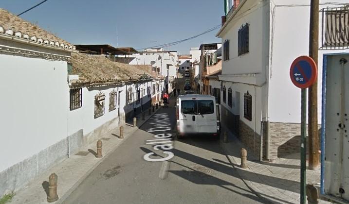 El suceso ha ocurrido en la calle Delicias de Haza Grande.