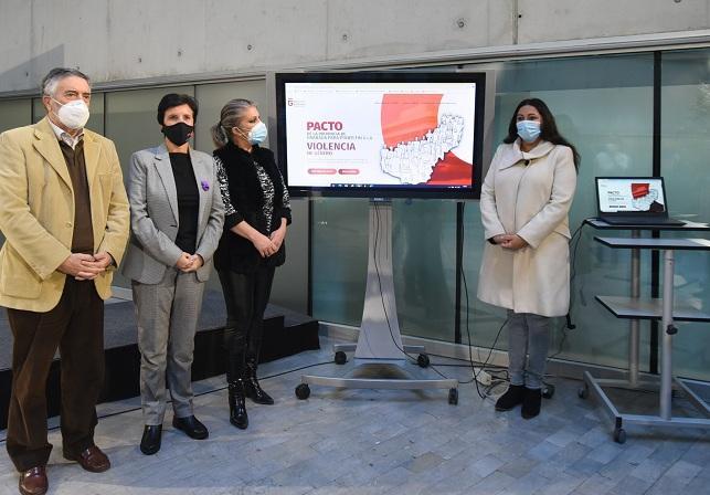 Presentación de la plataforma digital.