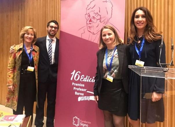 Premios José Barea.