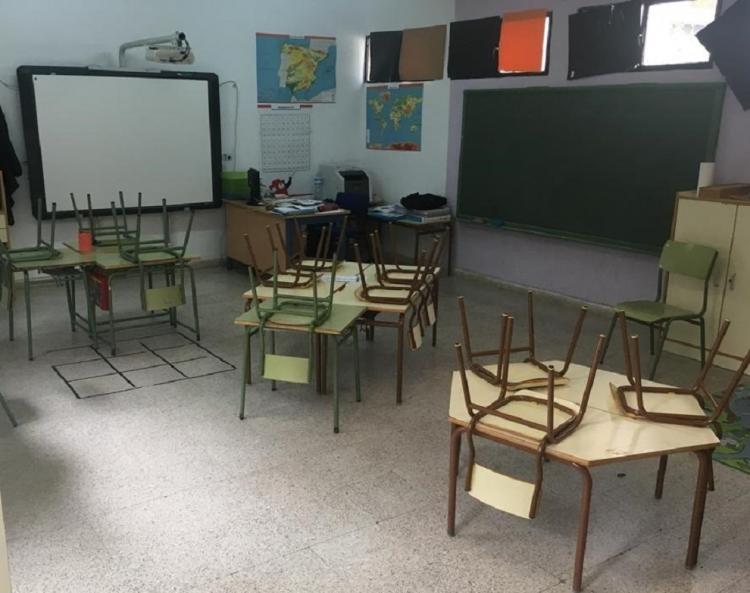 La comunidad educativa está llamada a secundar una huelga el próximo 4 de marzo en defensa de la escuela pública.