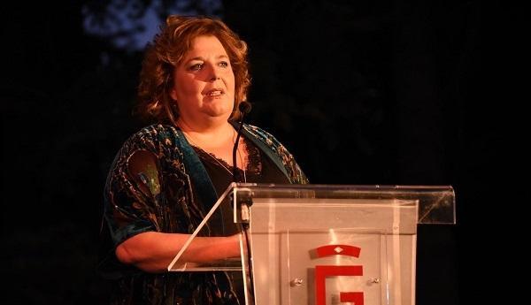 Fátima Gómez, diputada de Cultura y Memoria Democrática, en una imagen de archivo.