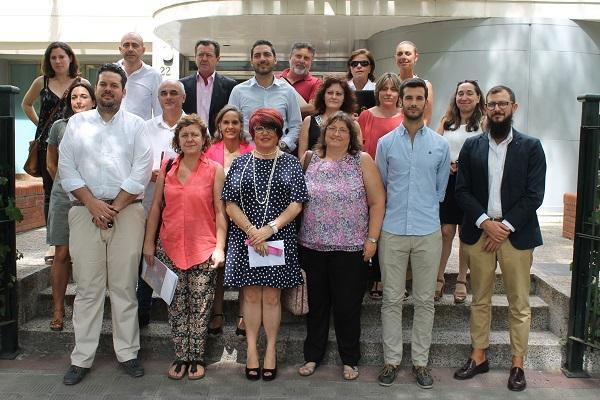 Granada participa con otros quince municipios andaluces.