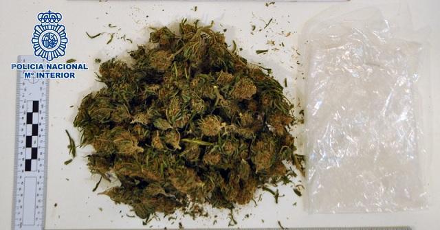 Marihuana, en una foto de archivo.