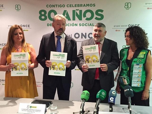 Presentación del balance de la entidad en Granada.