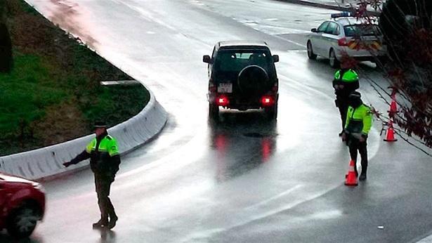Control de seguridad vial en el municipio.