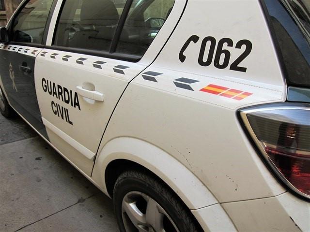 La Guardia Civil de Santa Fe localizó a la anciana.