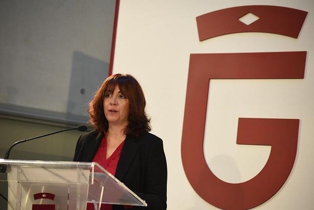 La diputada provincial Olvido de la Rosa.