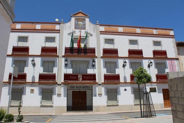 Ayuntamiento de Pinos Puente.