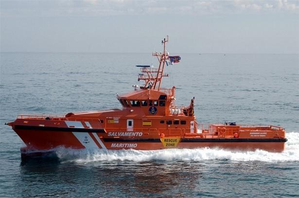Embarcación de salvamento.