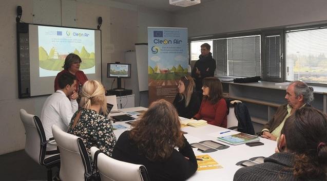 Sesión informativa para técnicos de ayuntamientos.