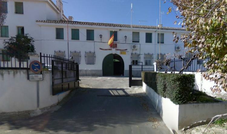 Cuartel de la Guardia Civil de Las Gabias.