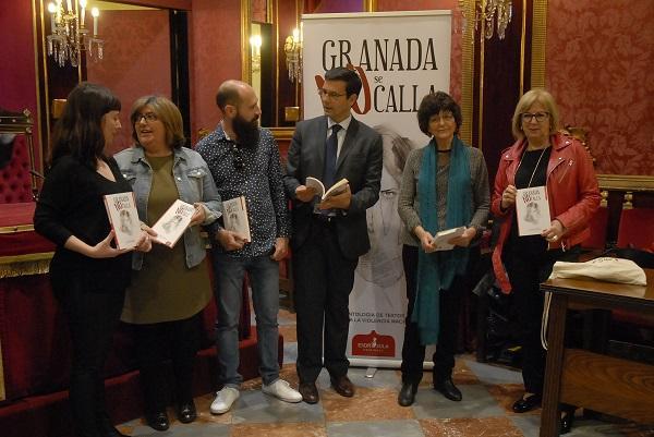 La antología ha sido publicada por la Editorial Esdrújula.