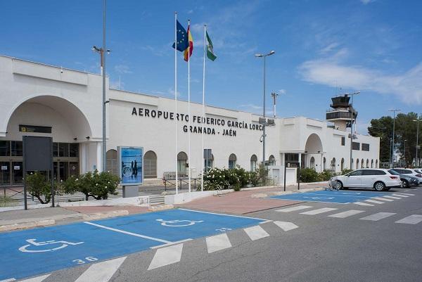 Terminal del Aeropuerto.