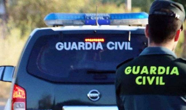 Imagen de archivo de un control de la Guardia Civil.
