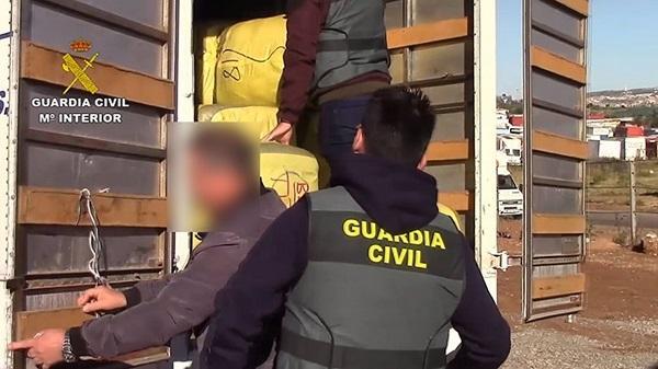 La operación se ha dirigido desde Melilla.