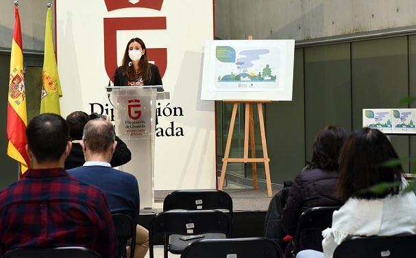 Presentación de la guía municipal para combatir el cambio climático.