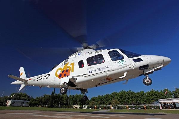 Ha sido evacuado en helicóptero al hospital de Trauma.