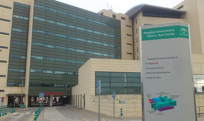 Imagen de archivo del Hospital Clínico.