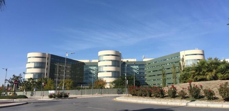 Hospital San Cecilio.