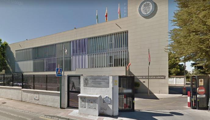 Jefatura de la Policía Local de Granada.