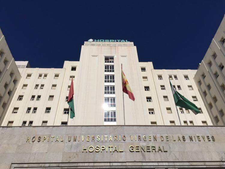 Hospital Virgen de las Nieves, referencia también en la lucha contra la violencia de género.