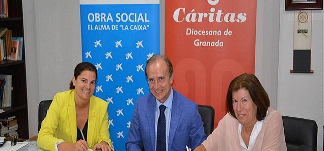 Acuerdo de colaboración entre las dos entidades.