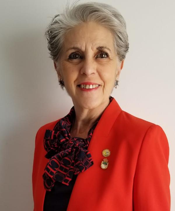 Consuelo García Blanque, en una foto reciente.