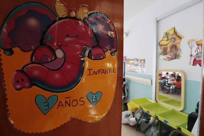 Un centro de educación infantil.