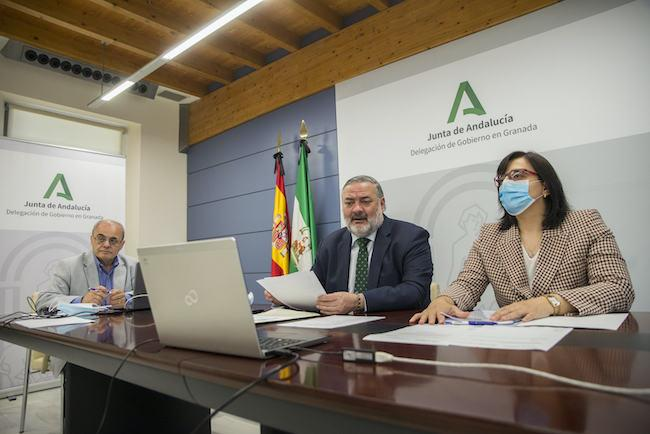 Reunión de coordinación del Plan Infoca en Granada