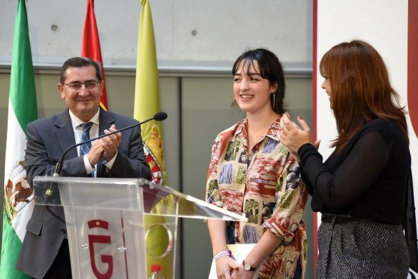 Sara Morillas, de 15 años, ha ganado la cuarta edición del certamen.