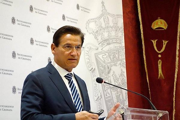 Luis Salvador en una imagen de archivo.