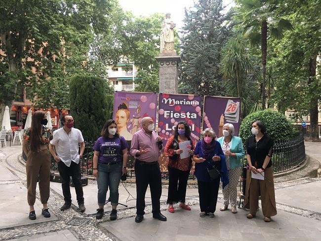 Colectivos de mujeres apoyaron Mariana Fiesta Local, que ya es conocida como la fiesta de la igualdad