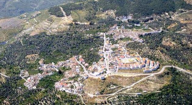 Panorámica de Pinos del Valle.